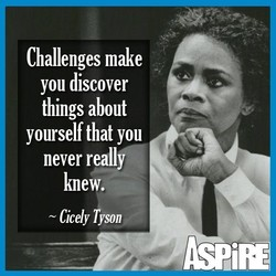 Challenges make 