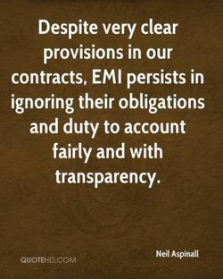 Despite very clear 