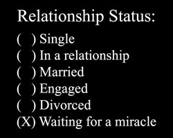 Relationship Status: 