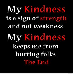 My Kindness 