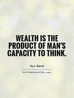 WEALTH IS THE 
