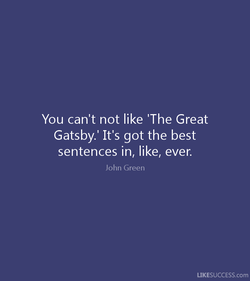 You can't not like 'The Great 