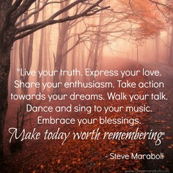 r ruth. Express your love.