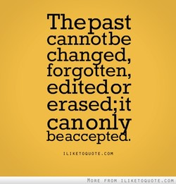 Thepast 