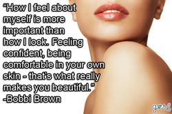 'How I feel about 