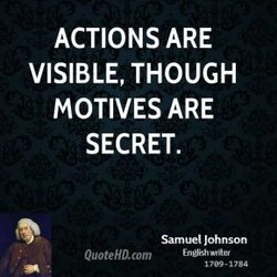 ACTIONS ARE 