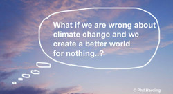 What if we are wrong about 