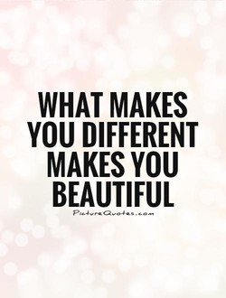 WHAT MAKES 