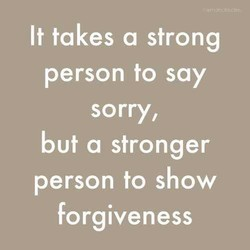 It takes a strong 