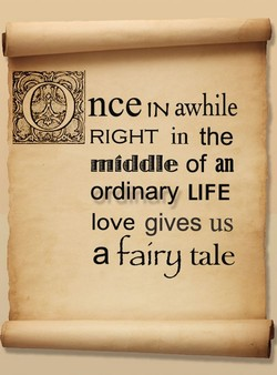 nce IN awhile 