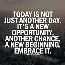 TODAY NOT 