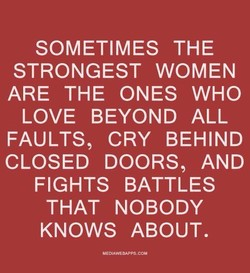 SOMETIMES THE 