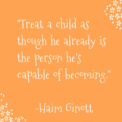 'Treat a child 