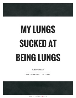 MY LUNGS 