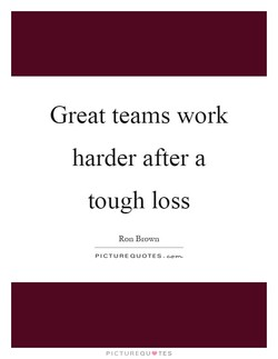 Great teams work 