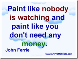 Paint like nobody 