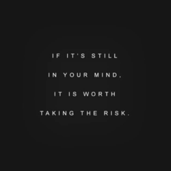IF IT'S STILL 