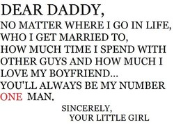 DEAR DADDY, 