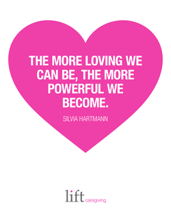 THE MORE LOVING WE 