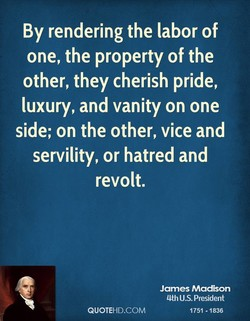 By rendering the labor of 