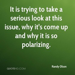 It is trying to take a 