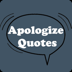Apologize 