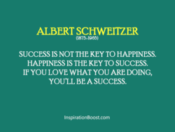 ALBERT SCHWEITZER 