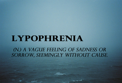LYPOPHRENIA 