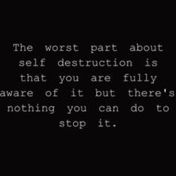 The worst part about