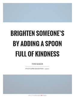 BRIGHTEN SOMEONE'S 