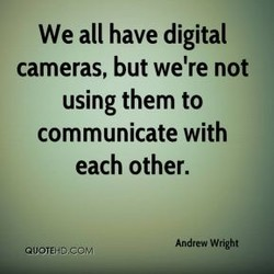 We all have digital 