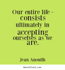 Our entire life - 