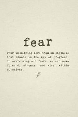 fear 