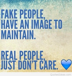FAKE PEOPLE, 