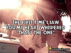 THE FIRST TIME léAW 
