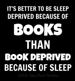 IT'S BETTER TO BE SLEEP 
