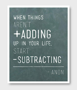 WHEN THINGS 