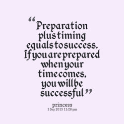 Preparation