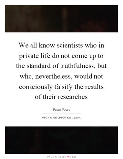 We all know scientists who in 