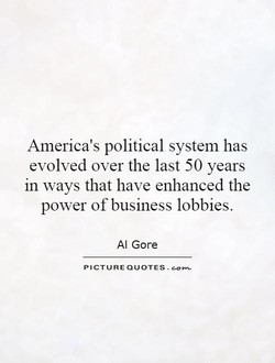 America's political system has 