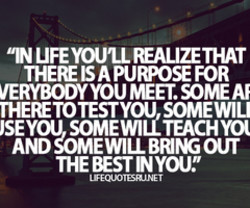 REALIZE THAT 