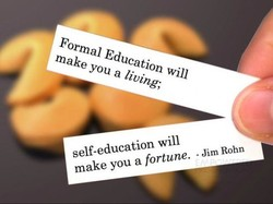self-education will 