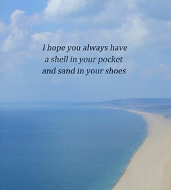 I hope you always have 