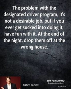 The problem with the 