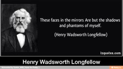 These faces in the mirrors Are but the shadows 