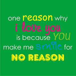 one reason why 