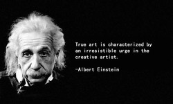 True art is character i zed by 