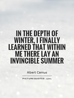 IN THE DEPTH OF 