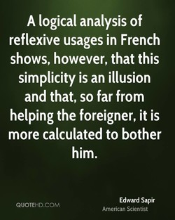 A logical analysis of 