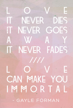 IT NEVER DIES